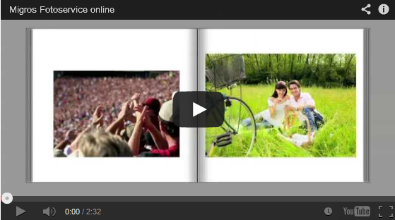 Migros Fotoservice online